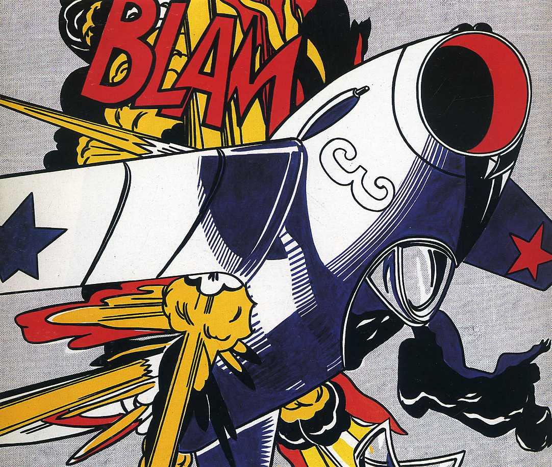 Roy Lichtenstein. Flight