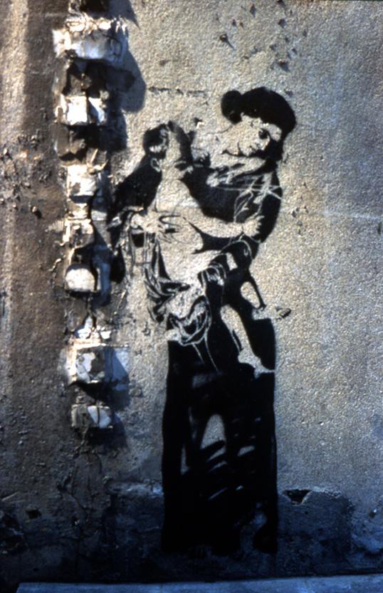 Black Le Rat. Madonna