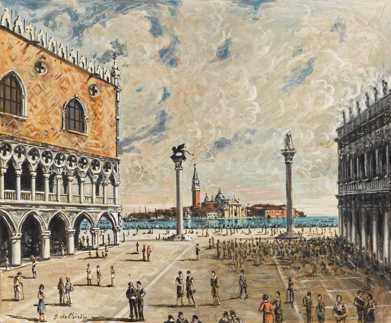 Джорджо де Кирико. Венеция
