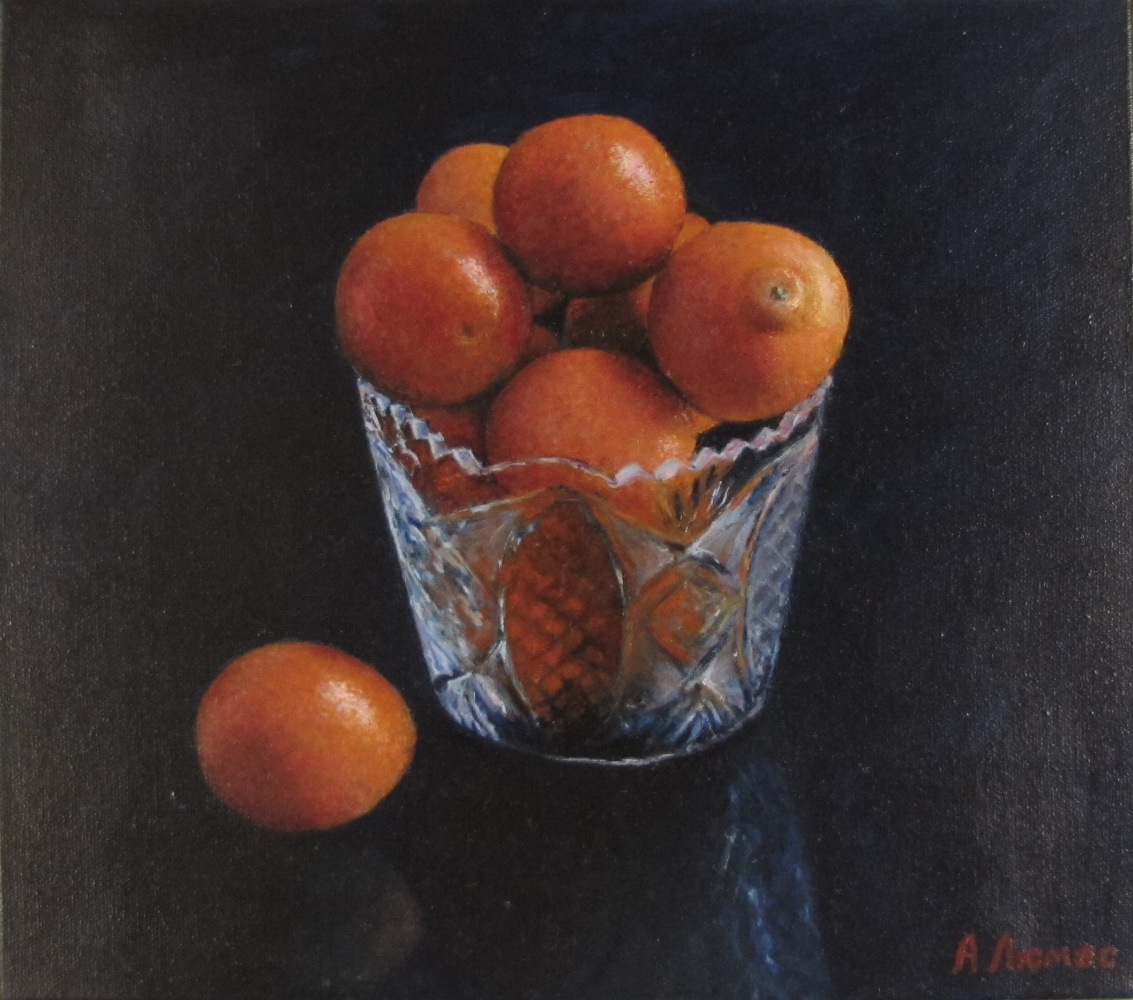 Andrew Lumez. Oranges