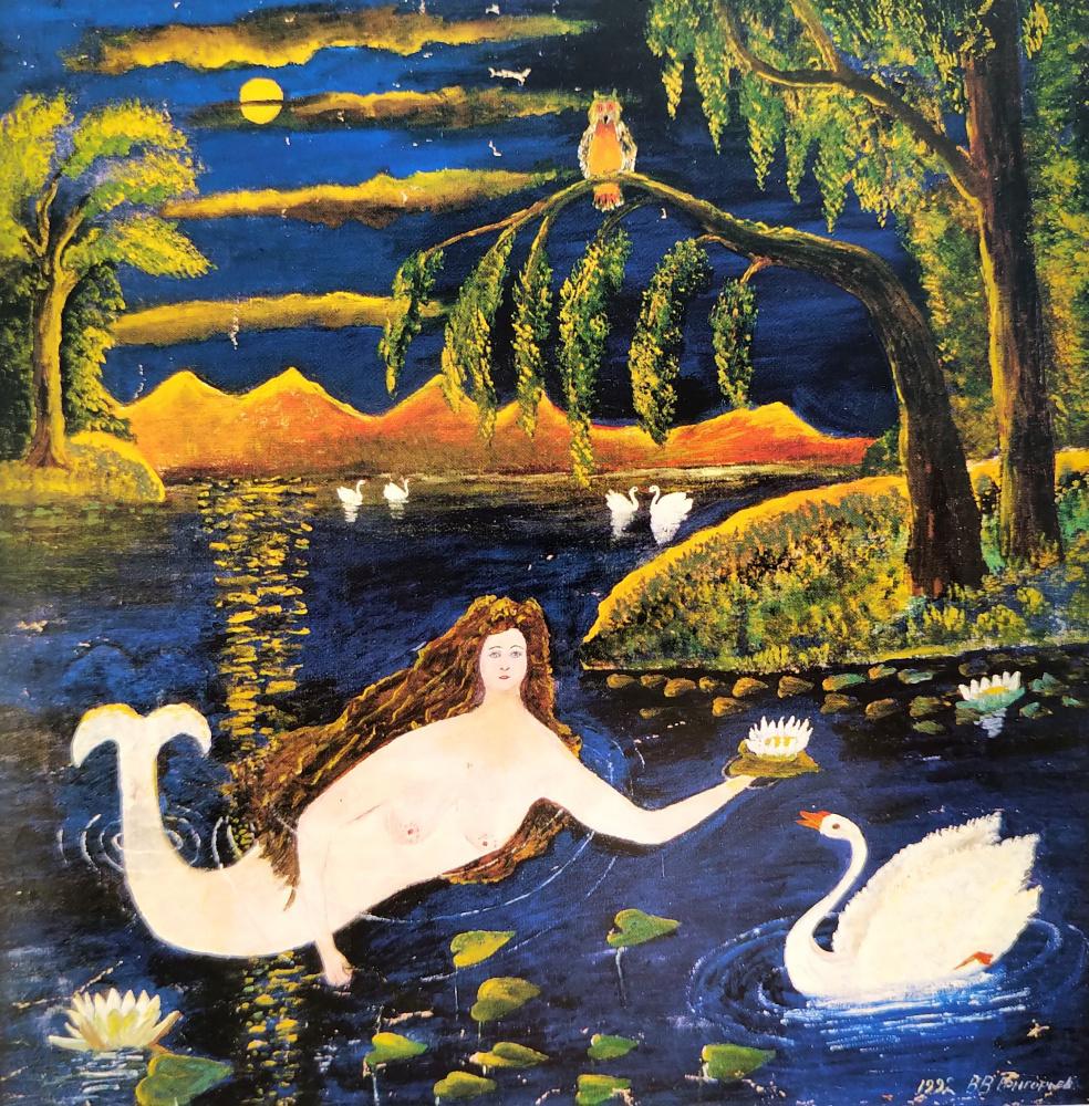 Vasily Vasilyevich Grigoryev. Mermaid