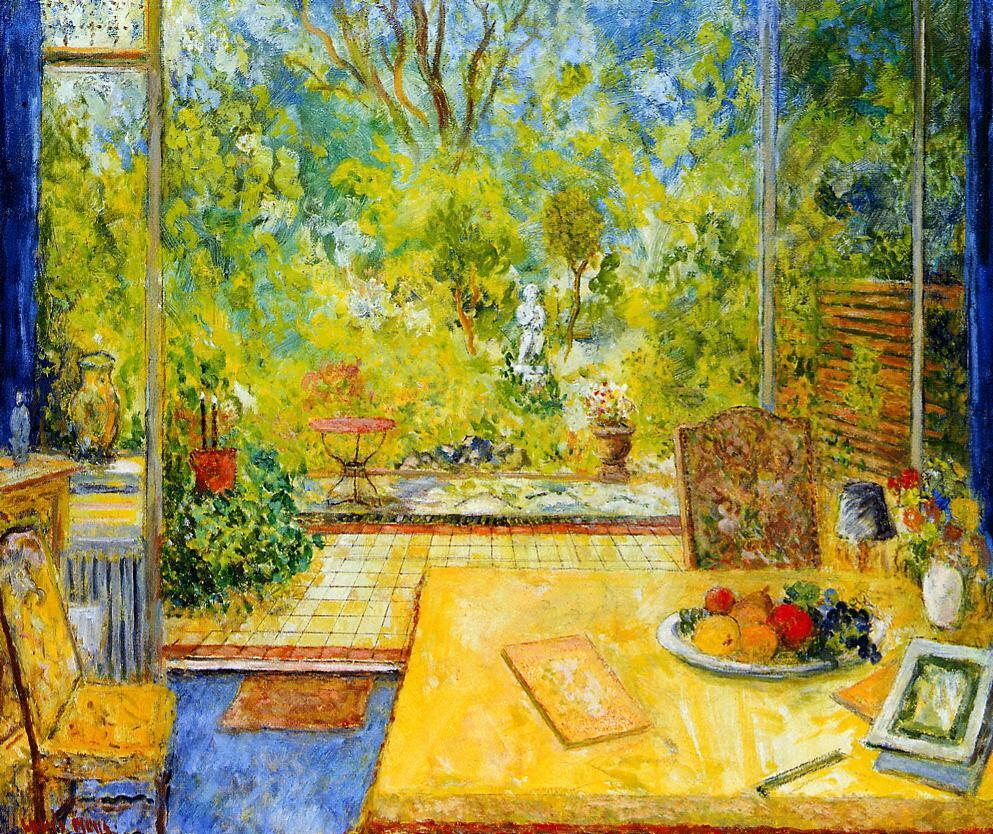 Louis Meijs. My garden