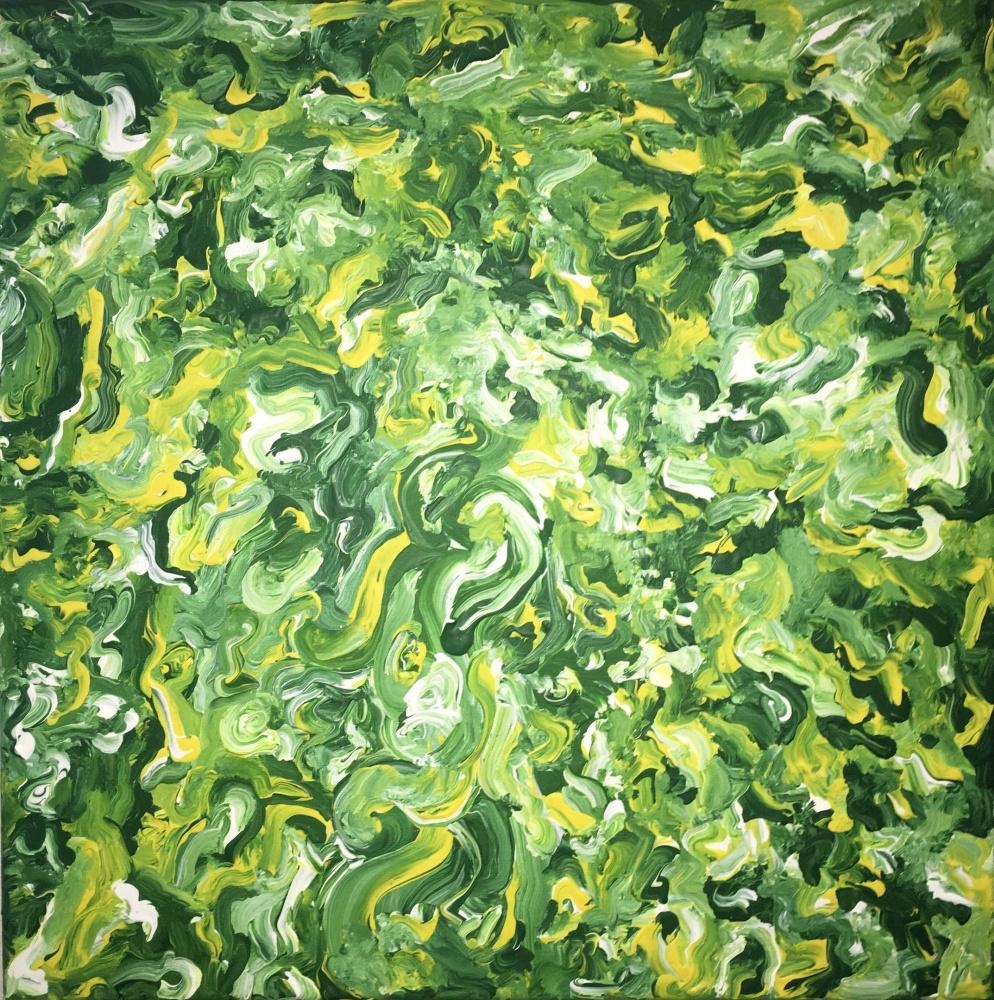 Sofiya Stolovitskaya. Painting 9