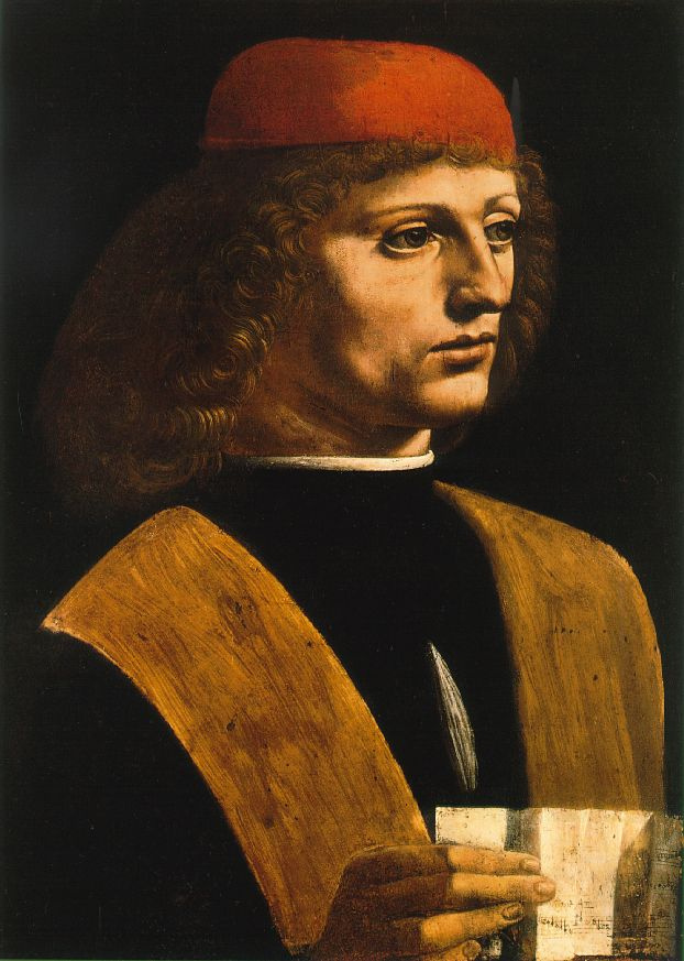 Леонардо да Винчи. Музыкант