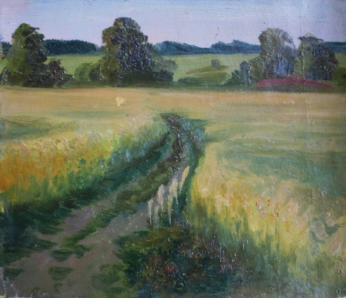 Alexey RusAC. Road in field