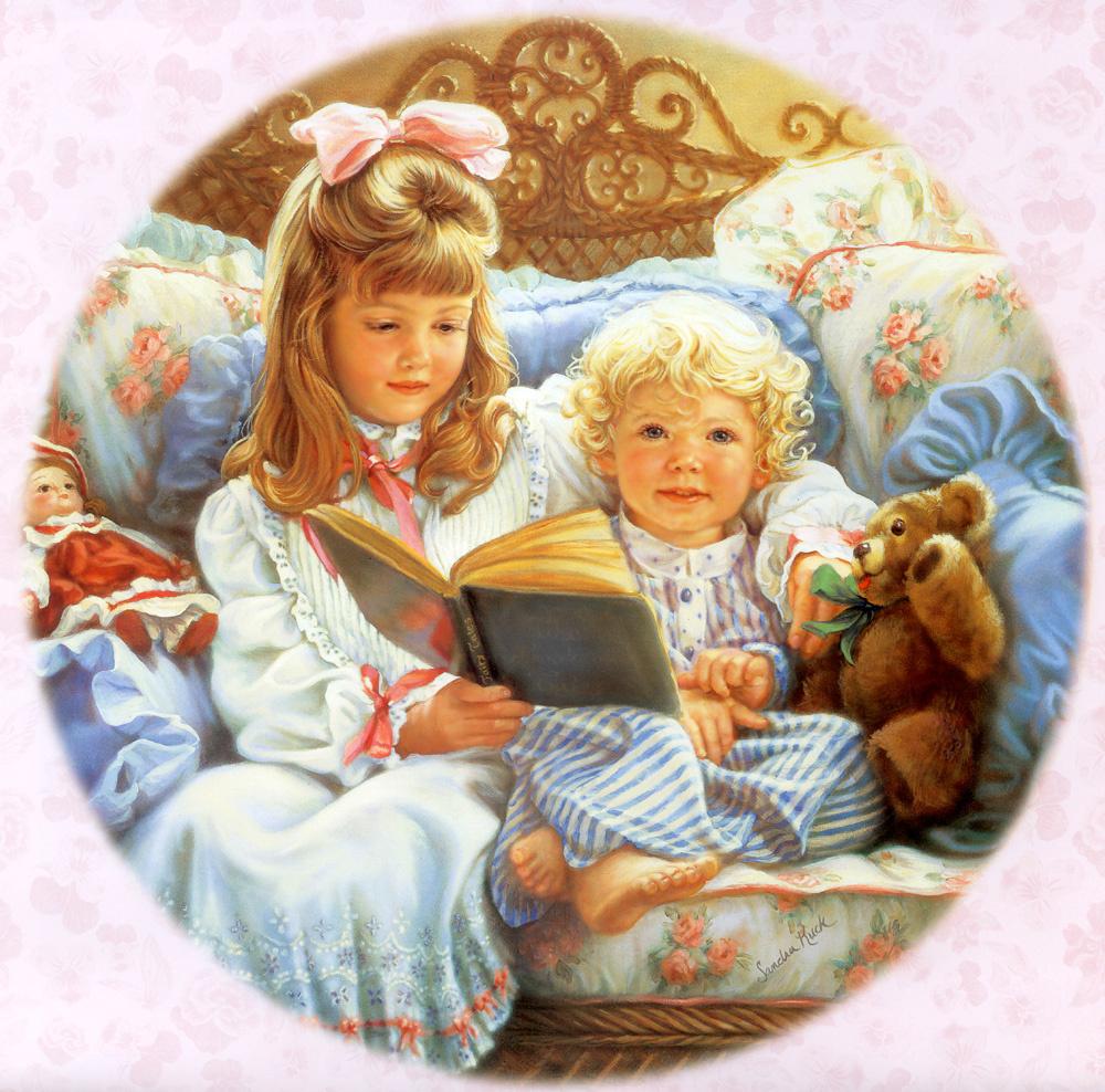 Чтение для детей открытки, надписями смешные