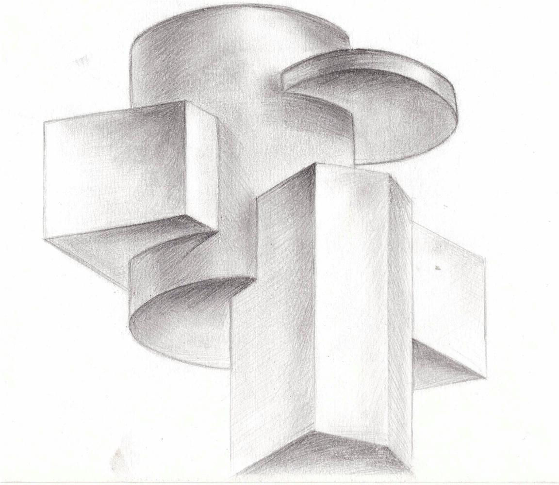 Anya Sherstneva. Geometry