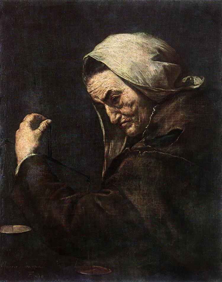 Хосе де Рибера. Сюжет 10