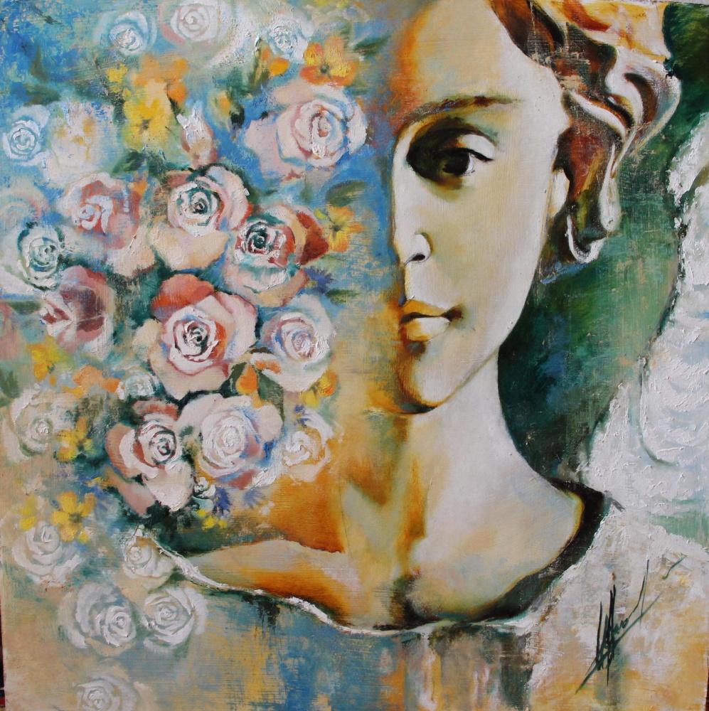 Ольга Шацкая. Цветущий ангел