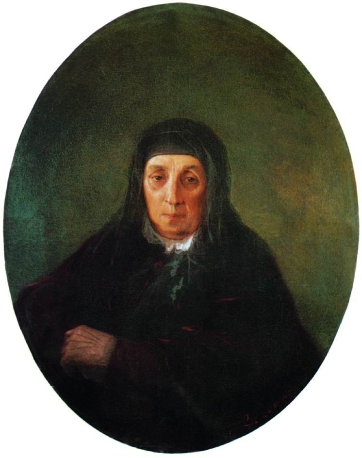 Ivan Aivazovsky. Portrait of the artist's grandmother Ashkhen