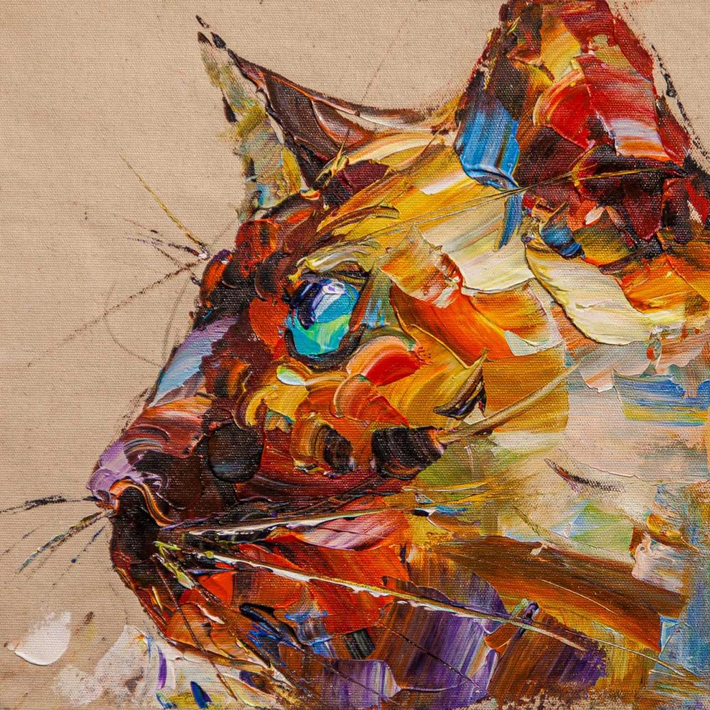 Jose Rodriguez. Сиамская кошка