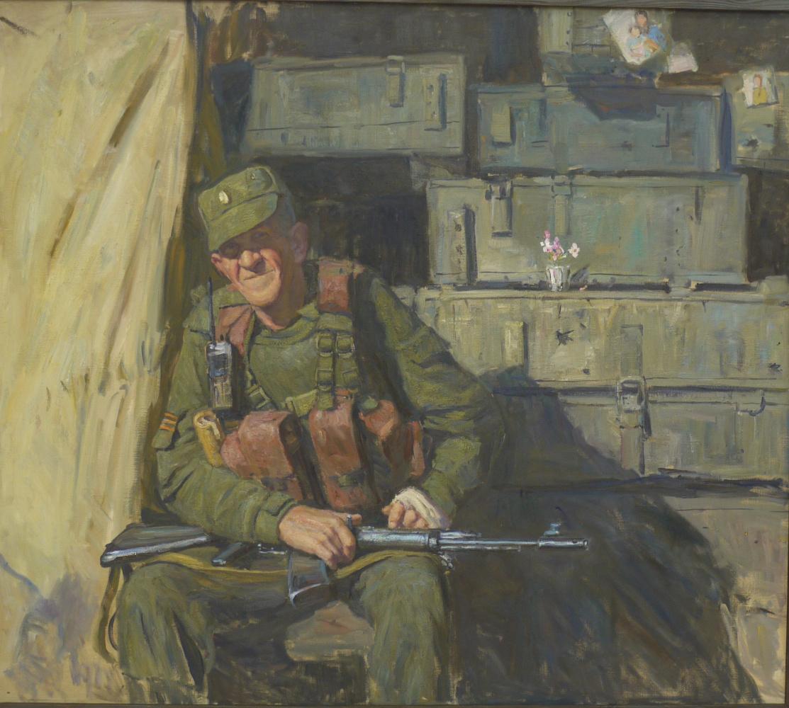 Alexey Kryukov. Debaltsevsky noon