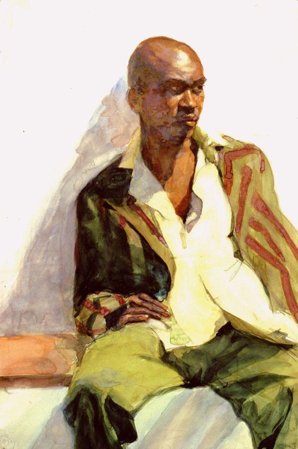 Genera Yanov. Striped jacket
