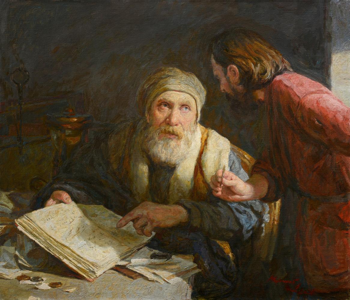 Andrey Nikolaevich Mironov. Притча о неверном управителе