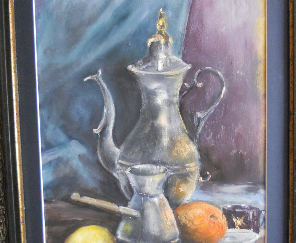 Edward Rudolfovich Votyakov. Gifts from Turkey