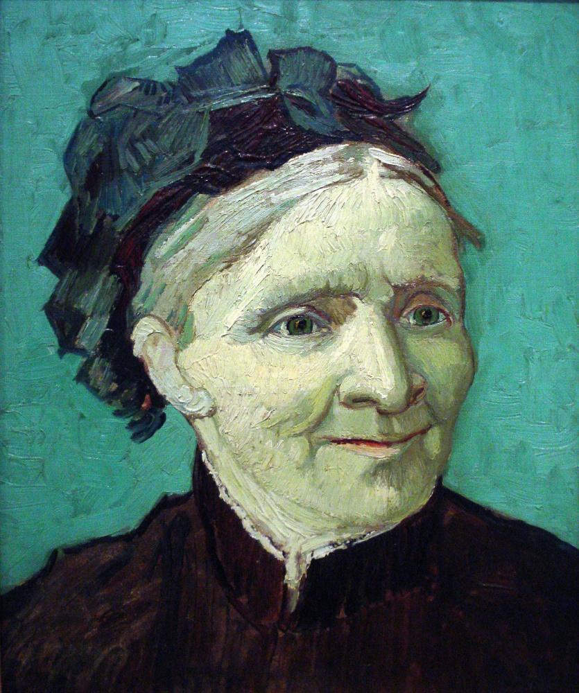 Винсент Ван Гог. Портрет матери художника