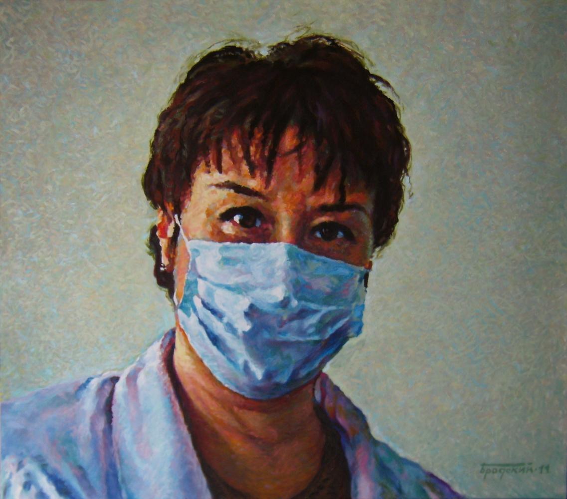 David Shikovich Brodsky. Good morning, doctor!