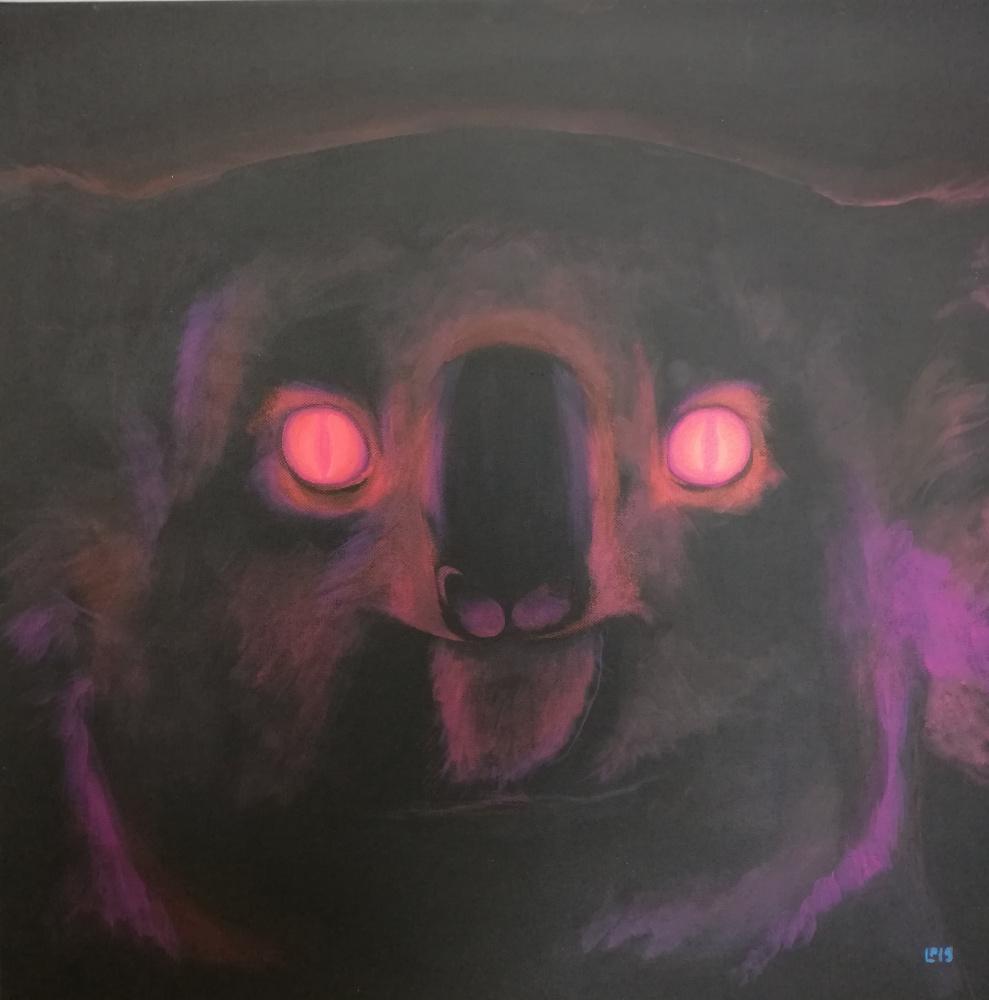Lubov Harlanova. Koala