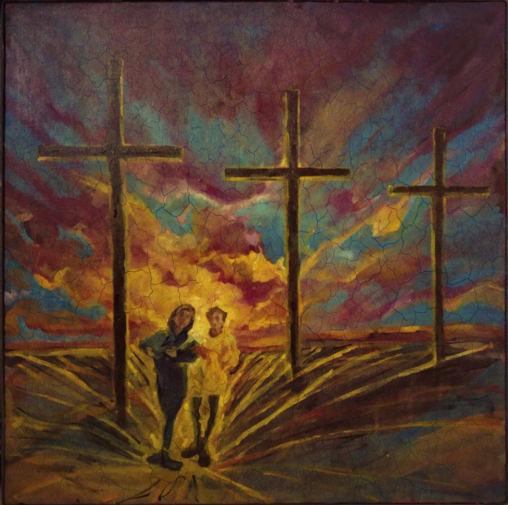 Сновидение о трёх крестах.