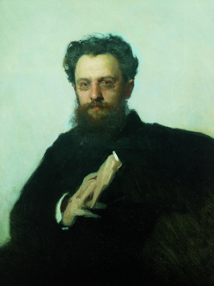 Иван Николаевич Крамской. Портрет Адриана Викторовича Прахова