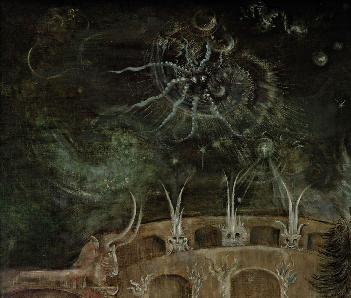 Leonora Carrington. Tarot Maya. Fragment IV