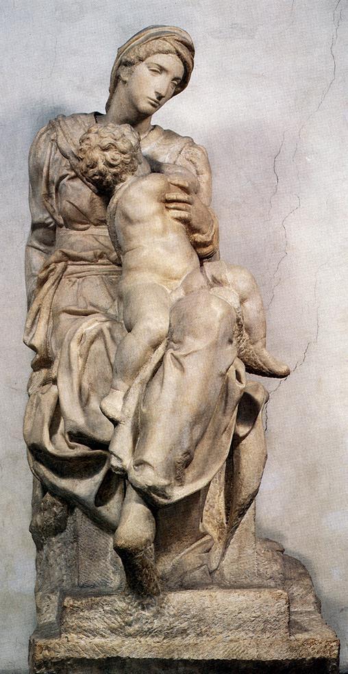 Микеланджело Буонарроти. Мадонна