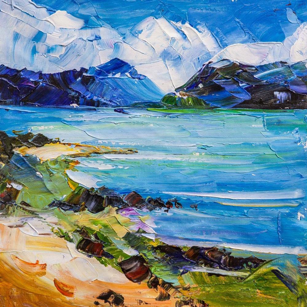 Jose Rodriguez. Endless distances, sea expanses ... N2