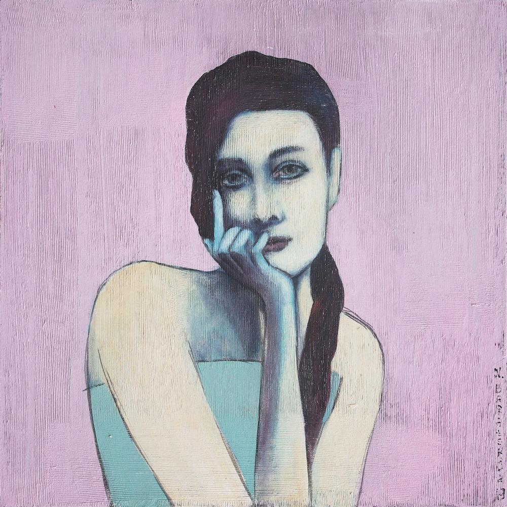 Natalia Bagatskaya. Portrait of a Stranger 2
