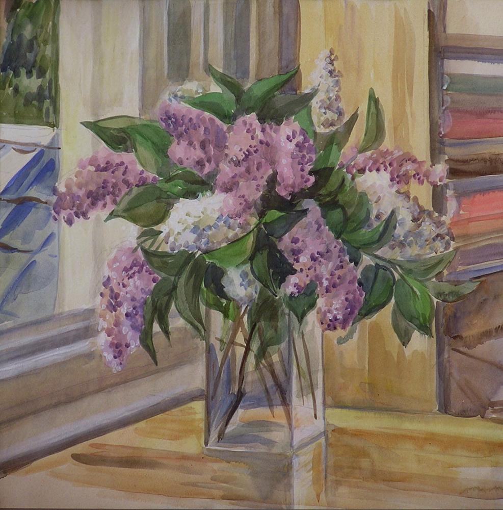 Irina Soboleva. Lilac