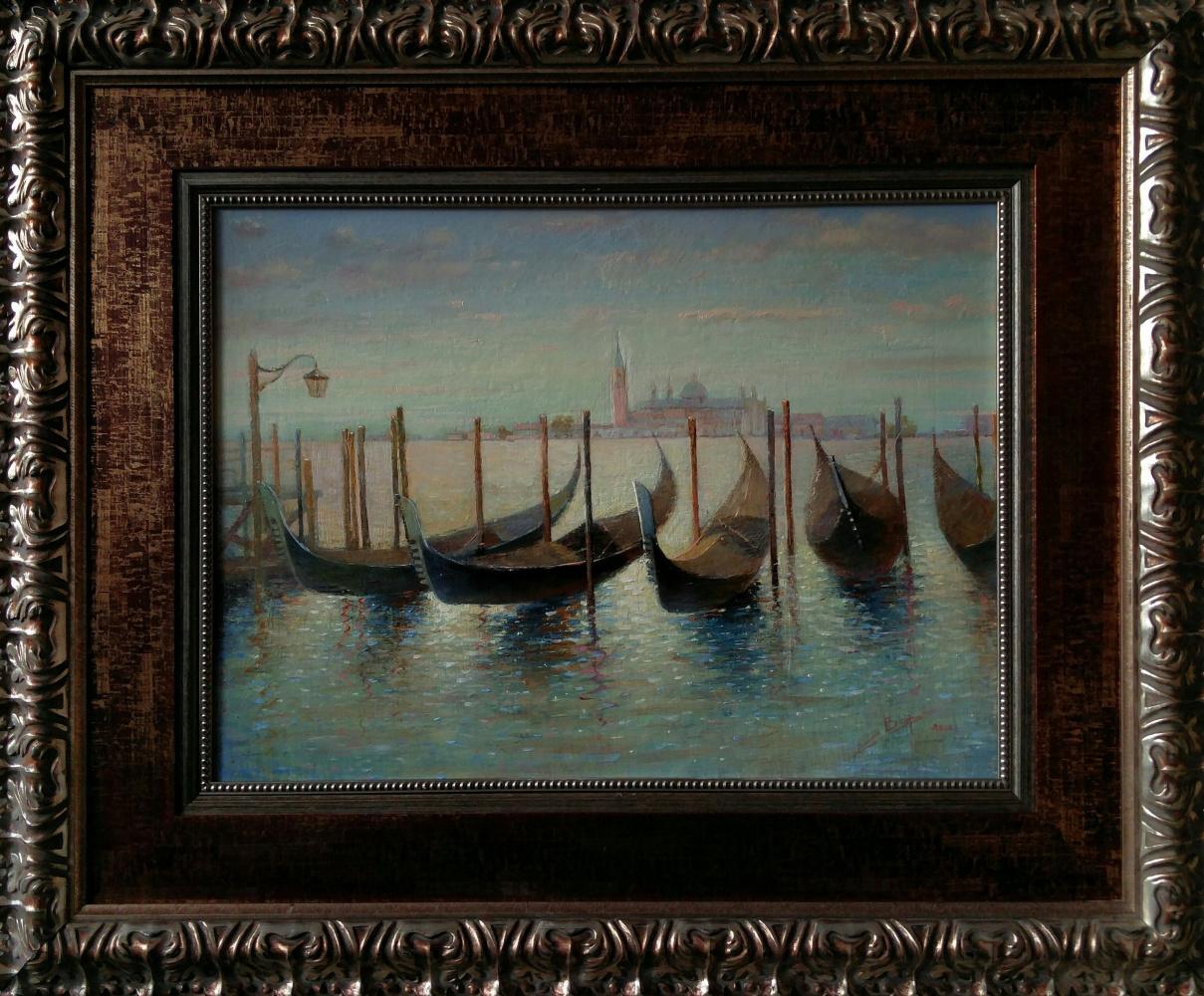 Sergey Alexandrovich Vinogradov. Venice