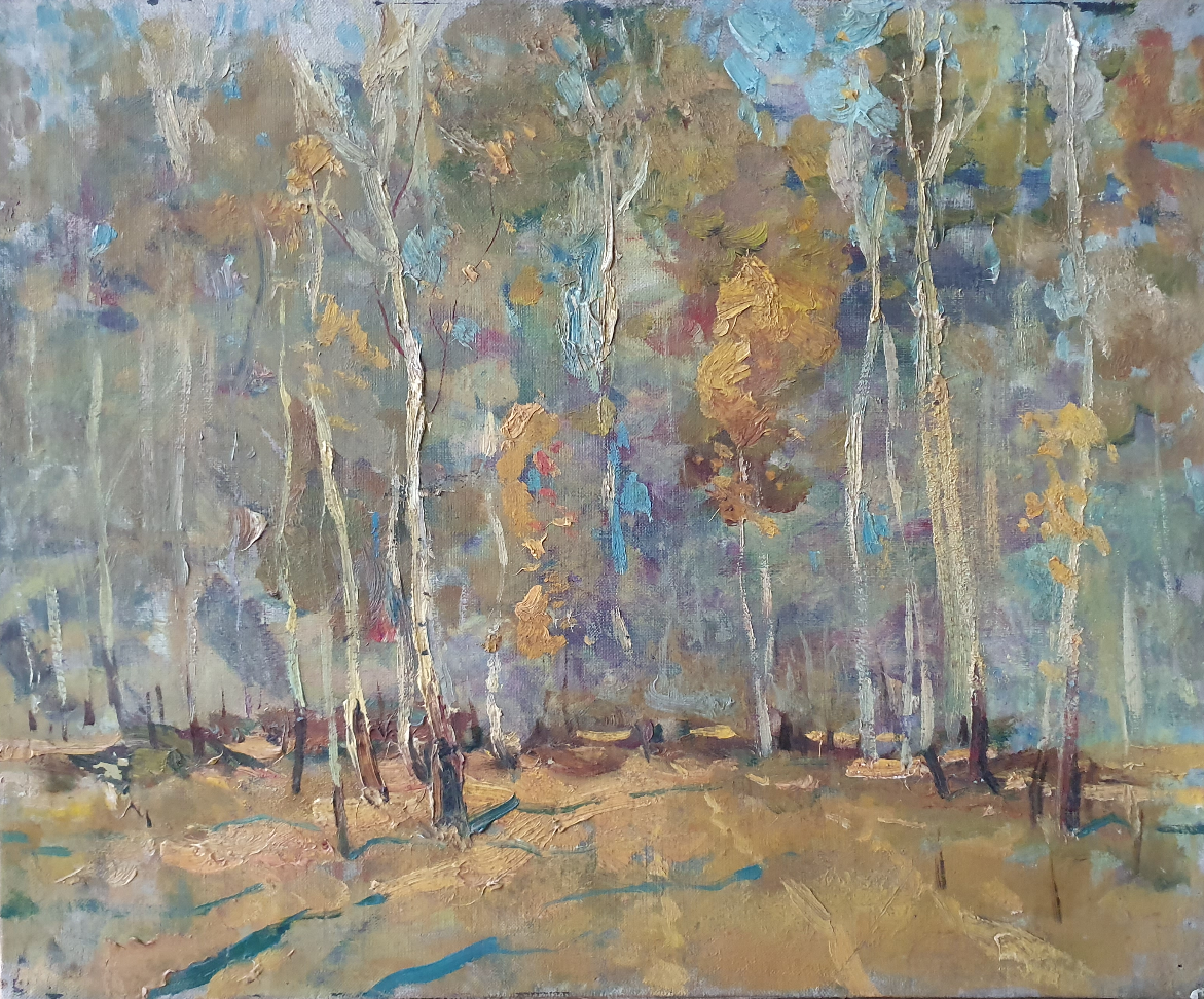 Mikhail Vasilievich Antipov. Autumn