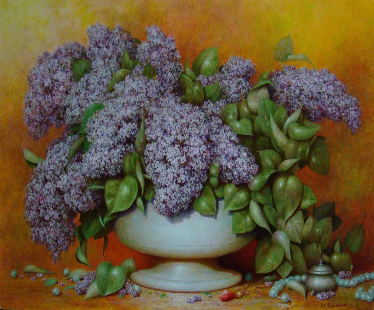 Igor Alexandrovich Sukonnov. Lilac