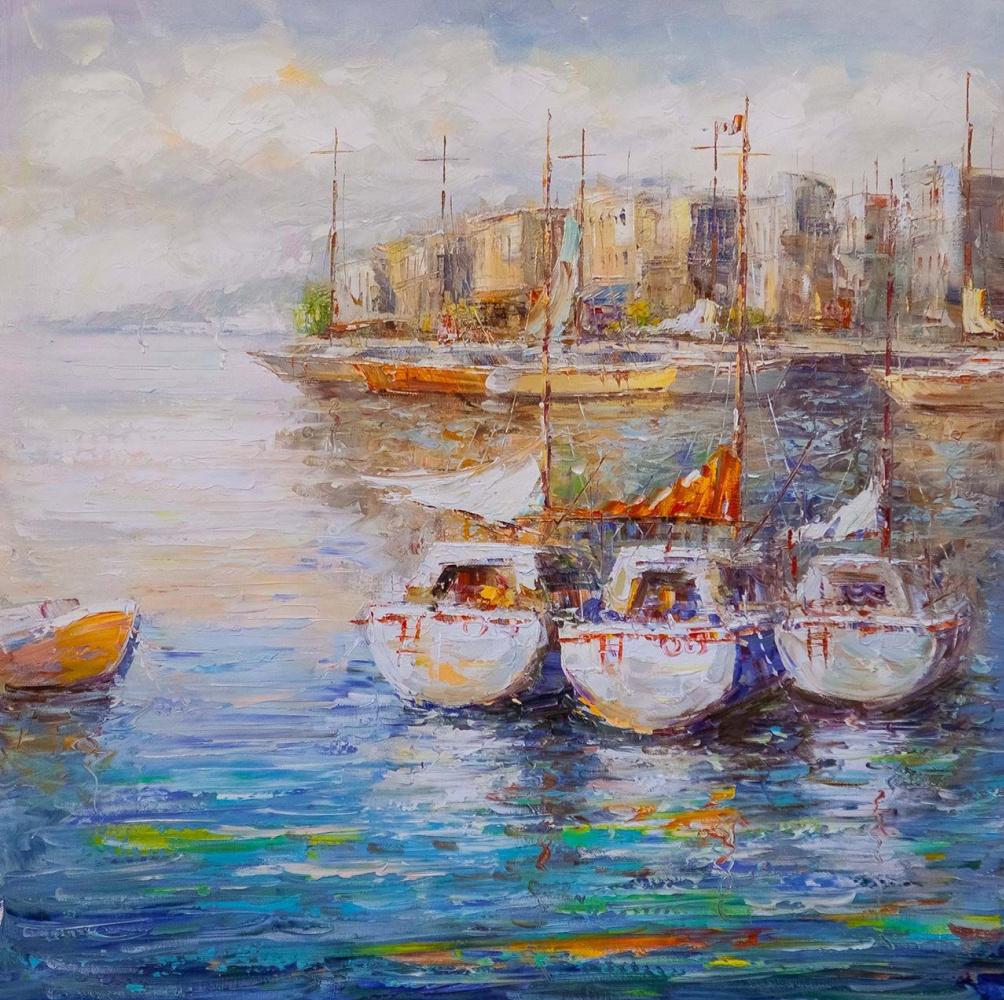 (no name). Boats at berth N2