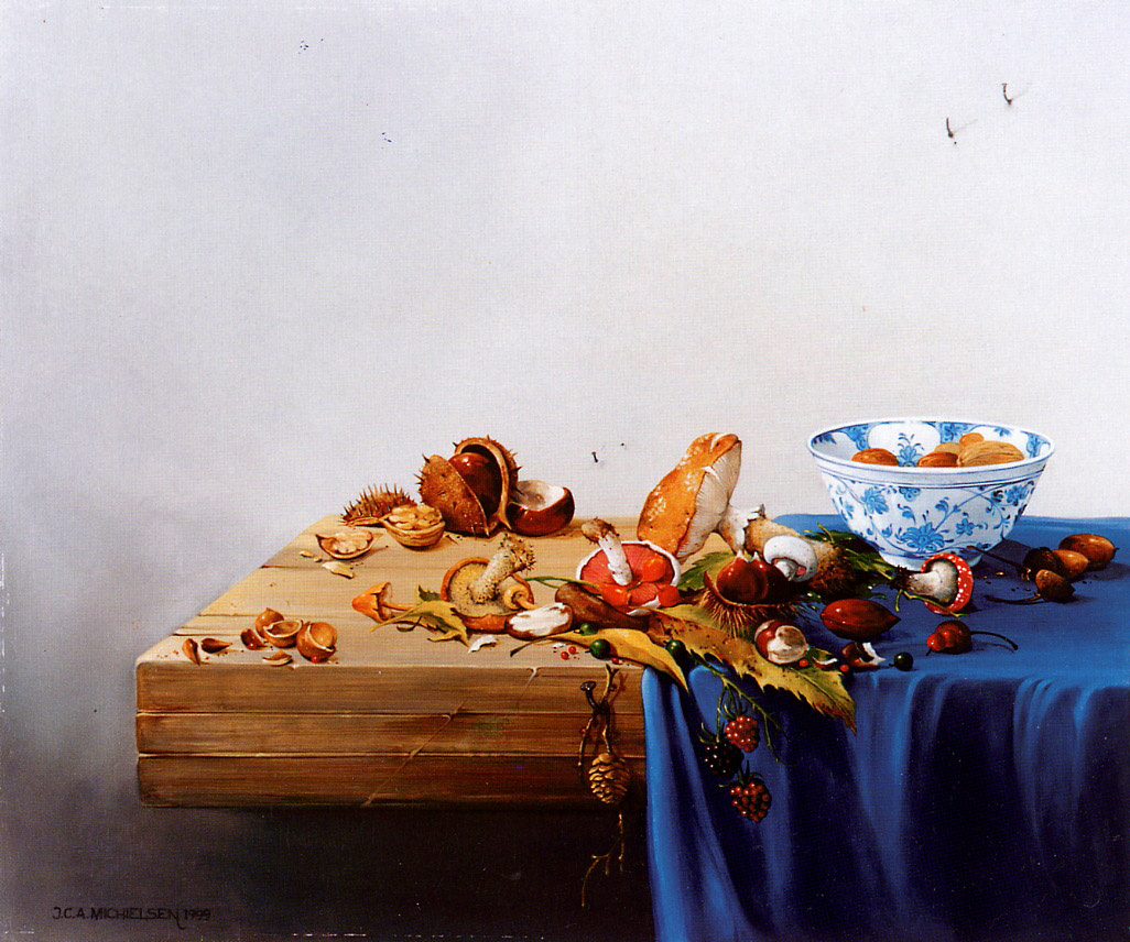 Jan Michelsen. Still life