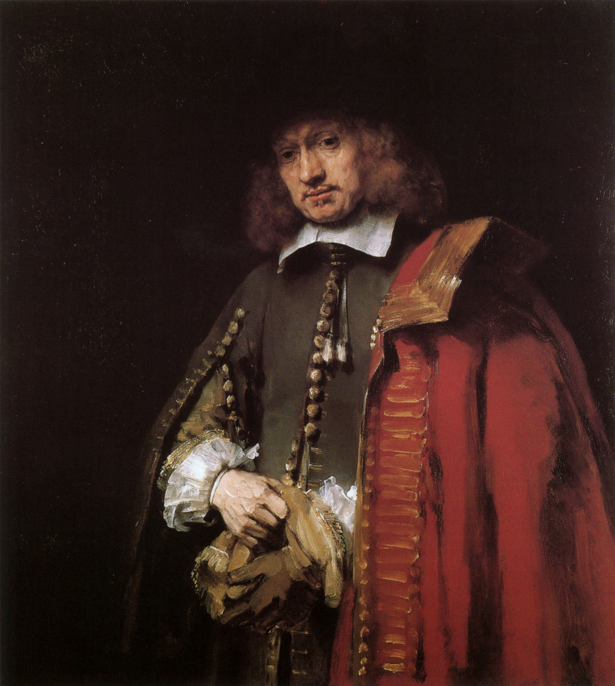Rembrandt Harmenszoon van Rijn. The Portrait Of Jan Six's