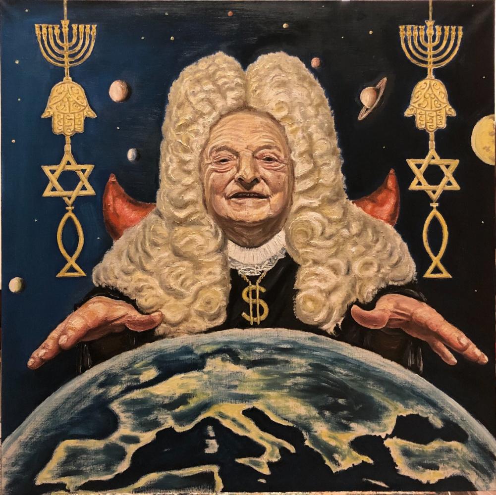 Semyon Yurievich Bryatov. Master of the World (Anti-Semite's Dream)