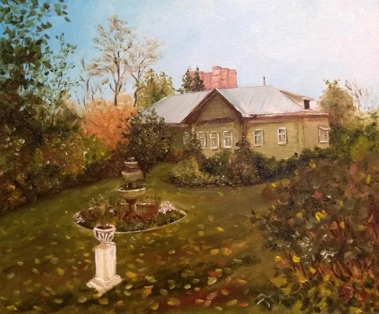 Sergei Nikolayevich Khodorenko-Zatonsky. Shishkin Street. House Museum