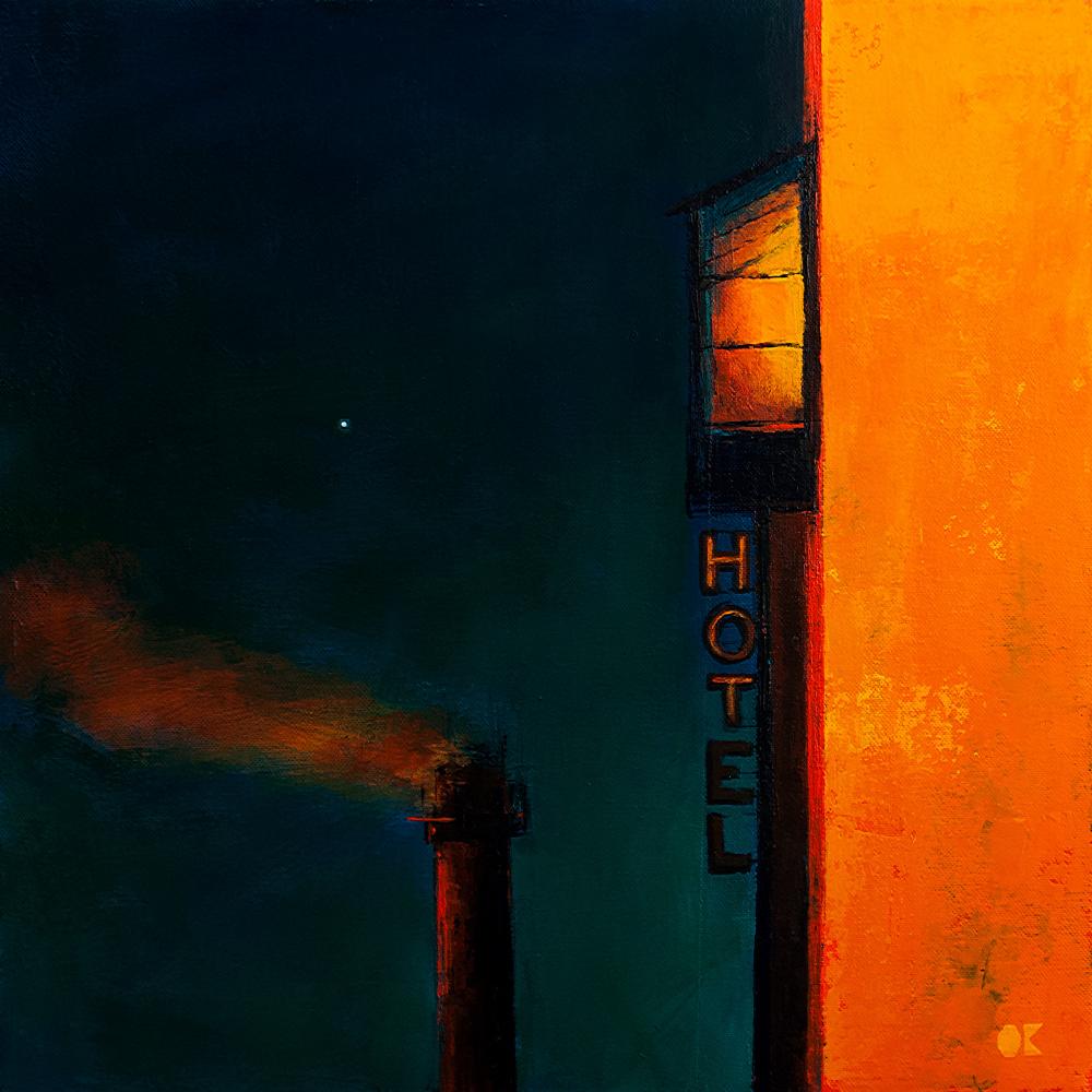 """Olga Krokhicheva. Hotel """"Venus"""""""