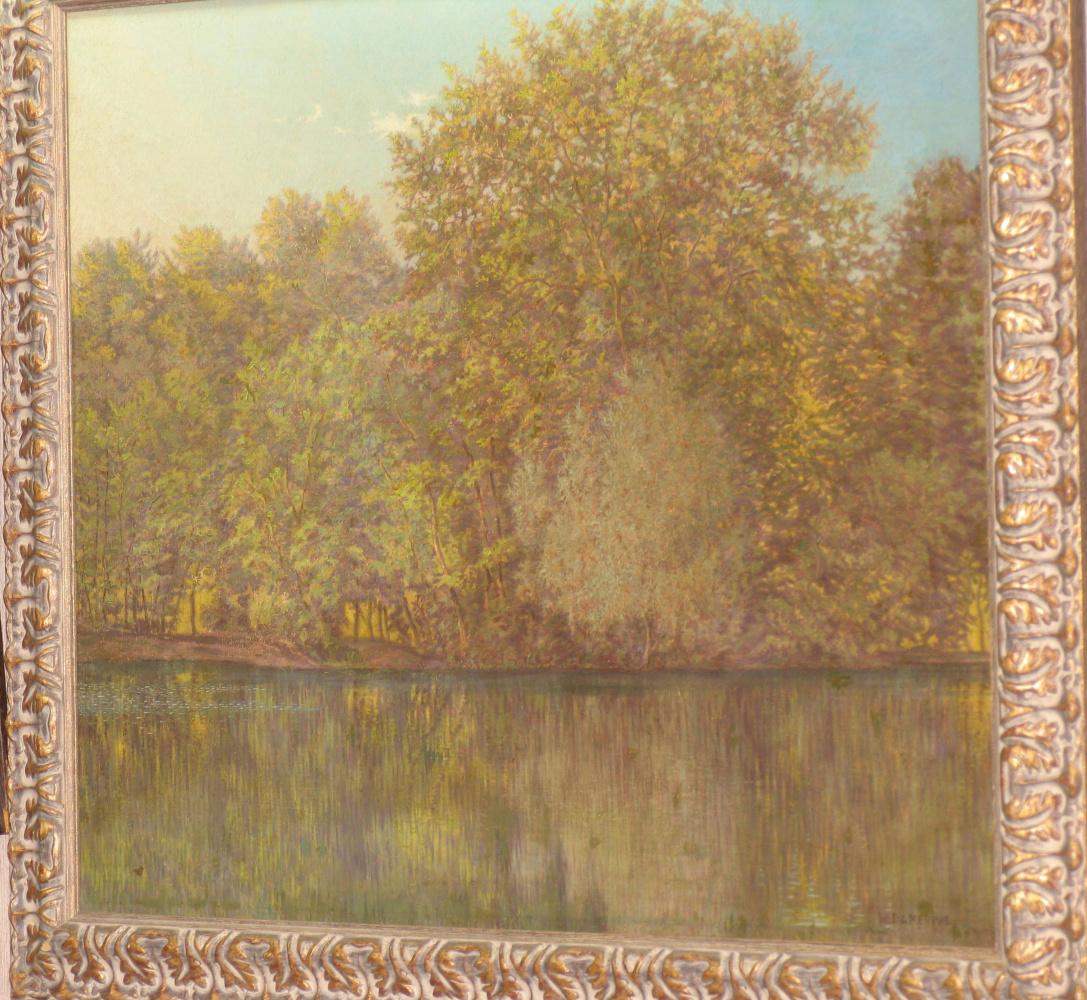 Domerius. Pond
