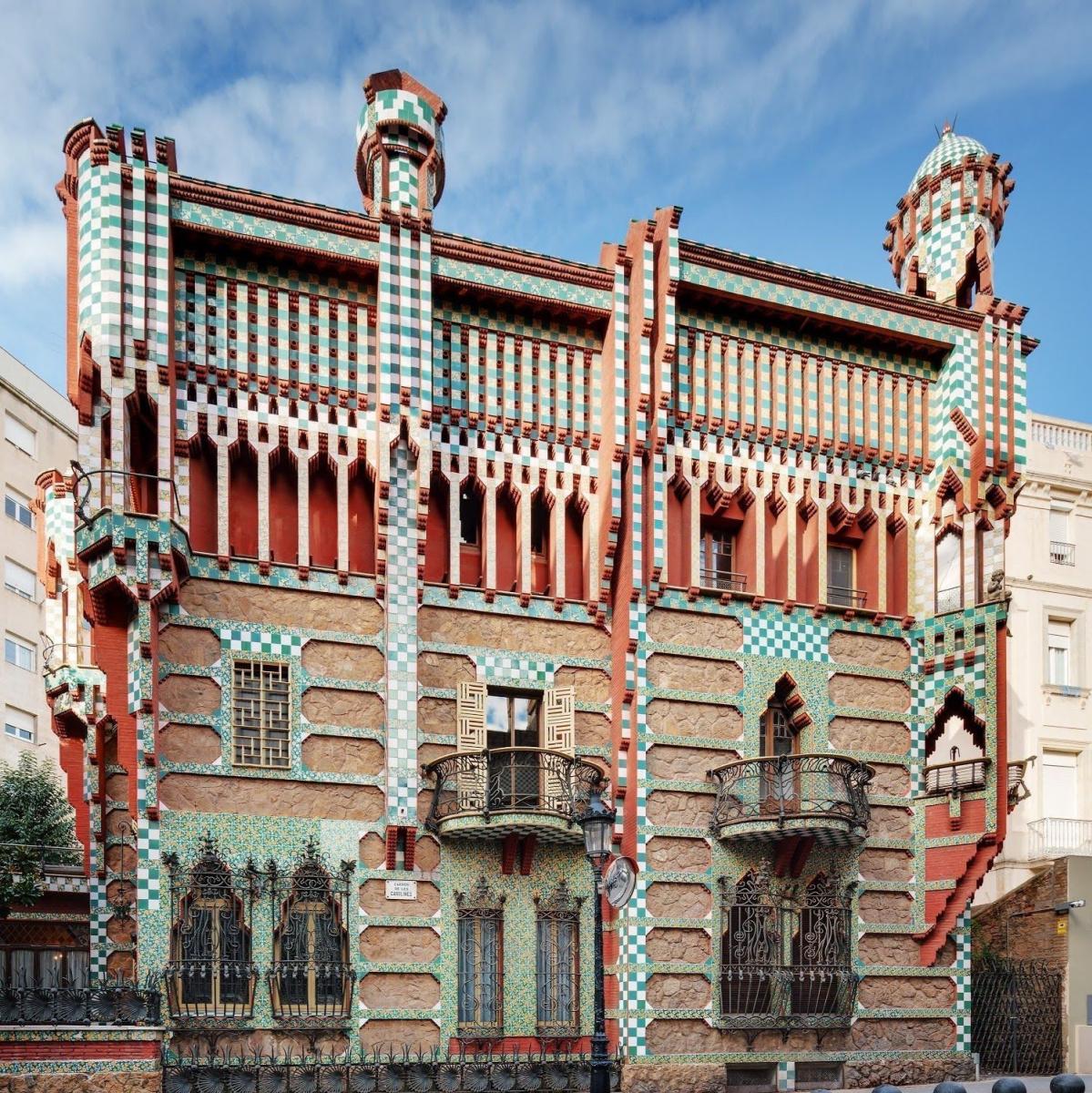 Первый дом, построенный Гауди, превратится в музей