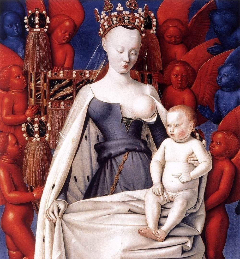 Рубенс и воссоединение меленского диптиха Жана Фуке - в Прадо уже сейчас!