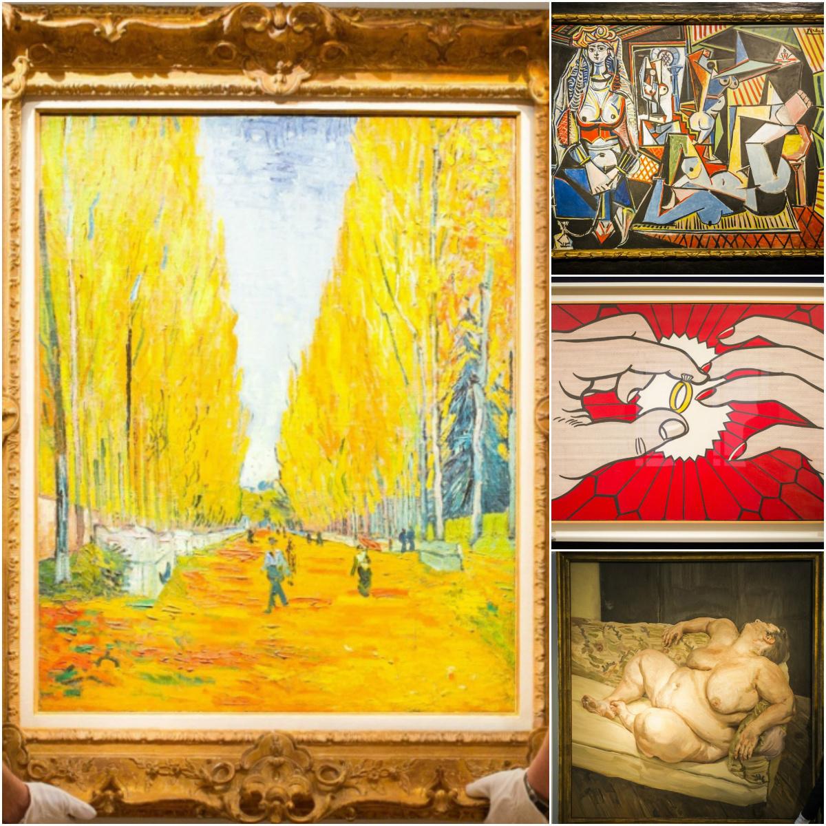 Ван Гог, Пикассо, Фрейд и другие: Sotheby's и Christie's готовятся к новым рекордам в мае