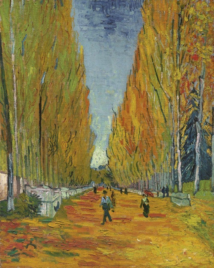 120 миллионов на двоих: «Аллея Алискамп» Винсента Ван Гога и «Водяные лилии» Клода Моне стали топ-лотами майского аукциона  Sotheby's
