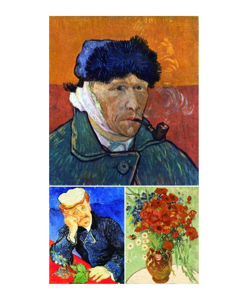Редкий натюрморт Ван Гога на Sotheby's - от $50 млн, и мероприятия к 125-летию смерти гения: выставка и... мюзикл!