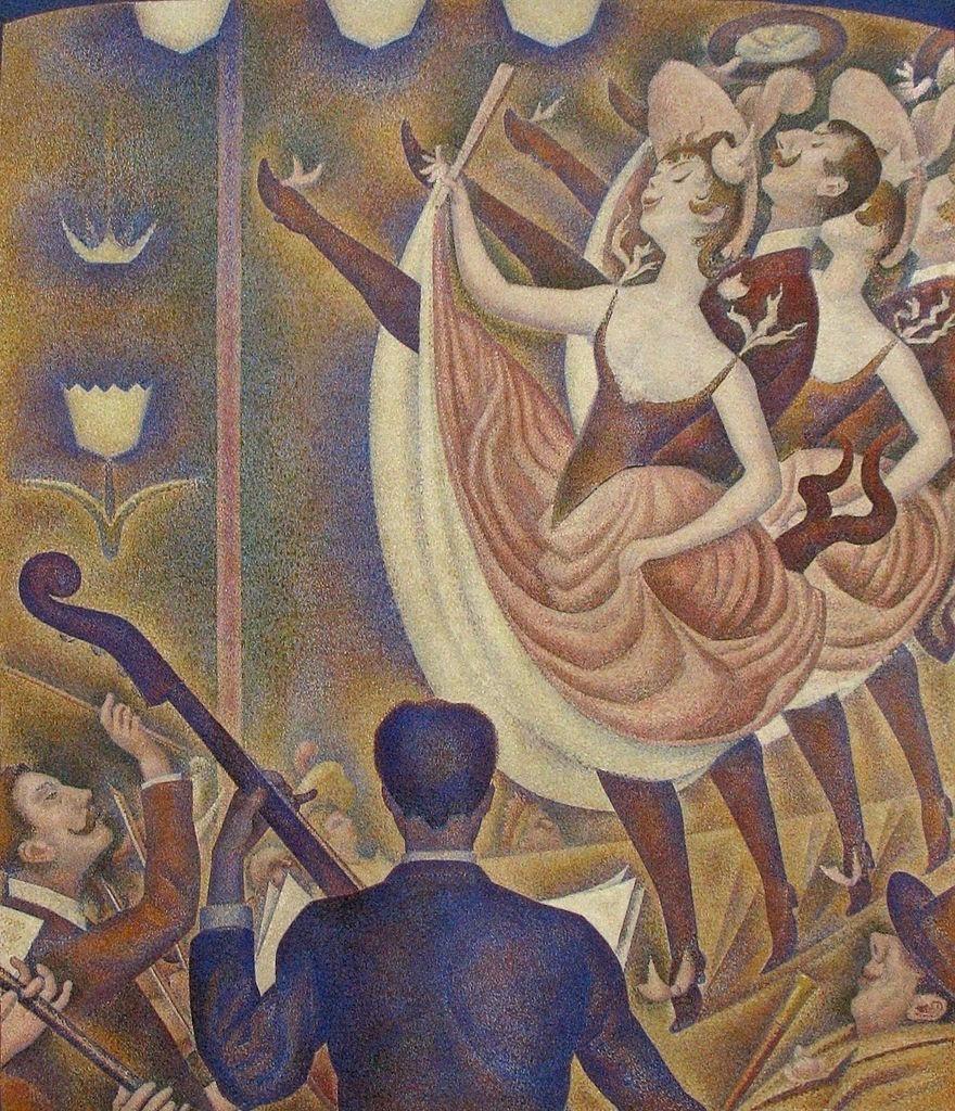 «Сера – мастер пуантилизма» в Нидерландах: от «Цирка» до «Кан-кана»