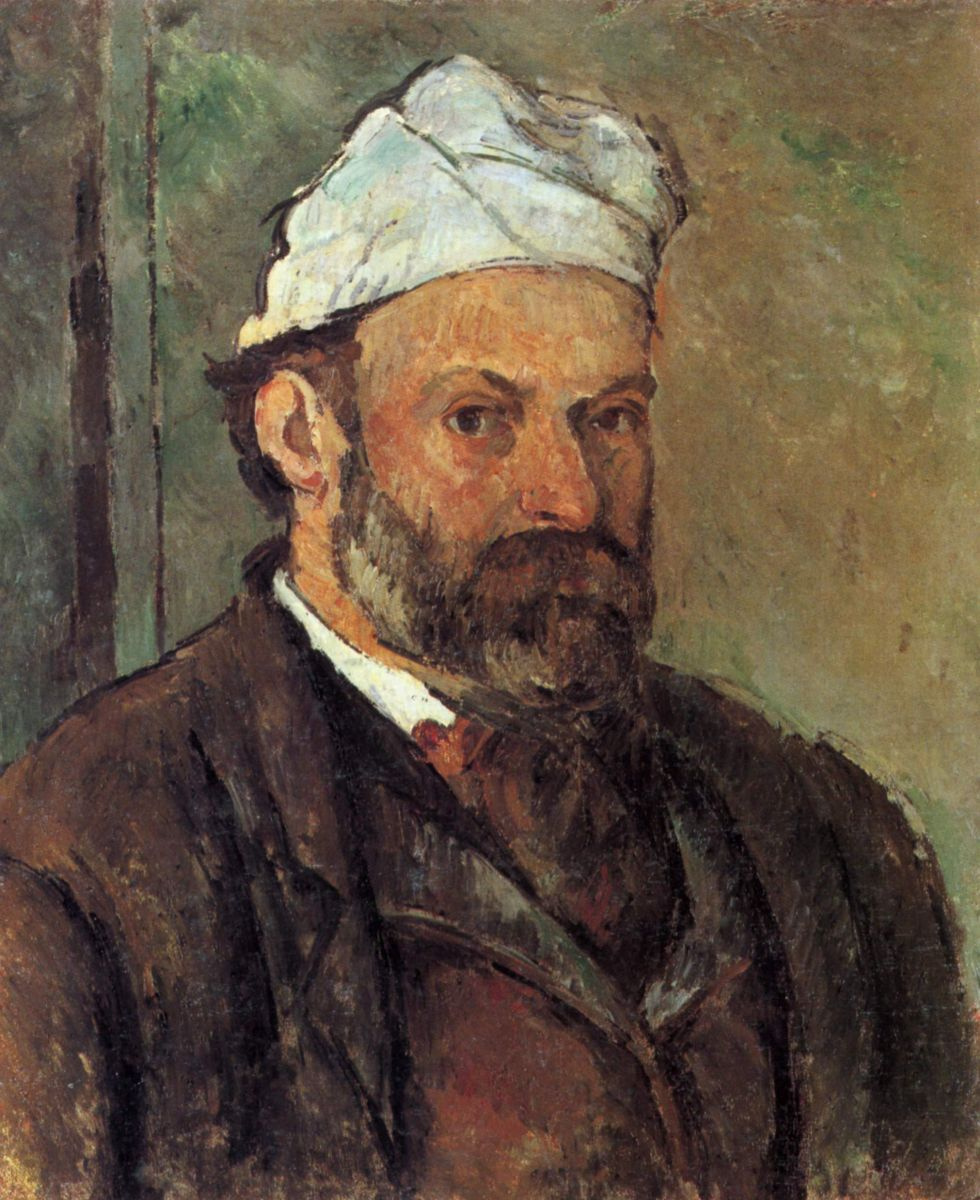 Five stories about Paul Cezanne, which all the same won't help understand him better