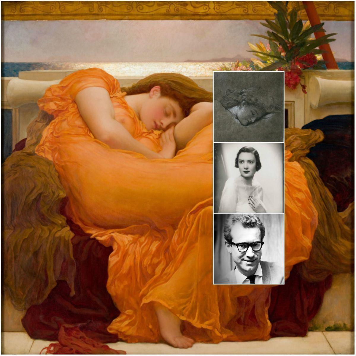 «Пылающий июнь»: бесценный рисунок к знаменитой картине Лейтона нашли в спальне умершей герцогини