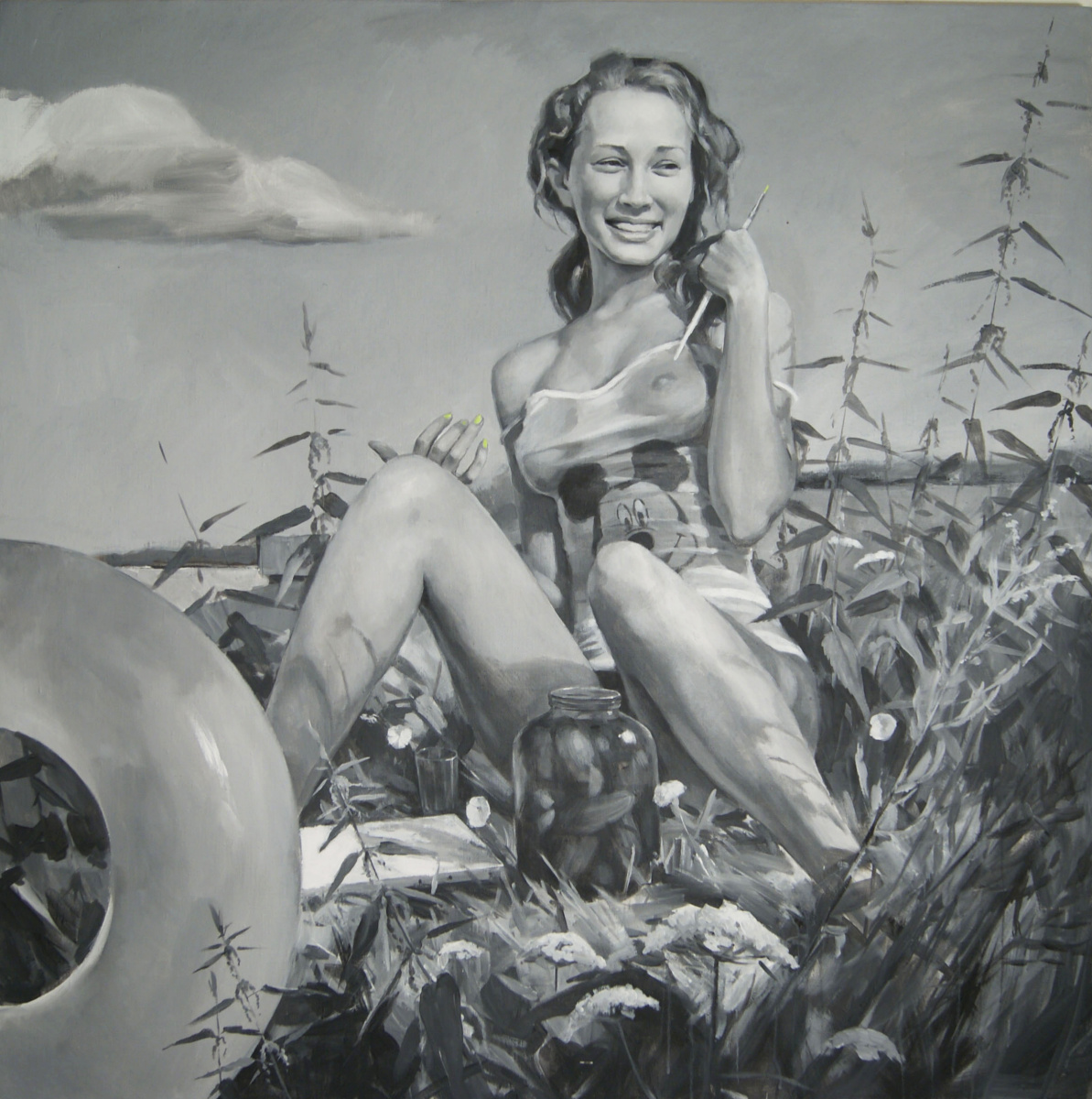 «Любимый художник» Павел Полянский в Файн Арт