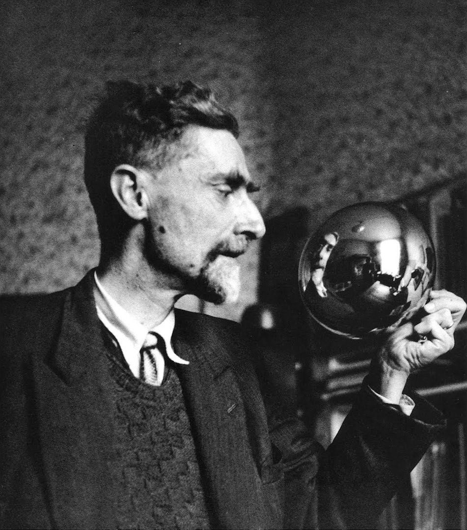 Maurits Cornelis Escher's quotes about order and chaos, wonders and boundaries, art and science