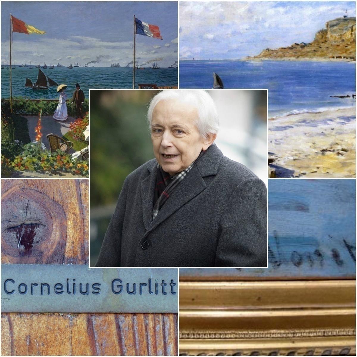 Коллекция Гурлитта: работу Клода Моне нашли в чемодане